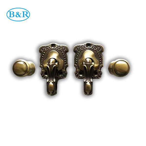 H057 Coolor Manillas Ataudes Metal Handles European Style For Casket